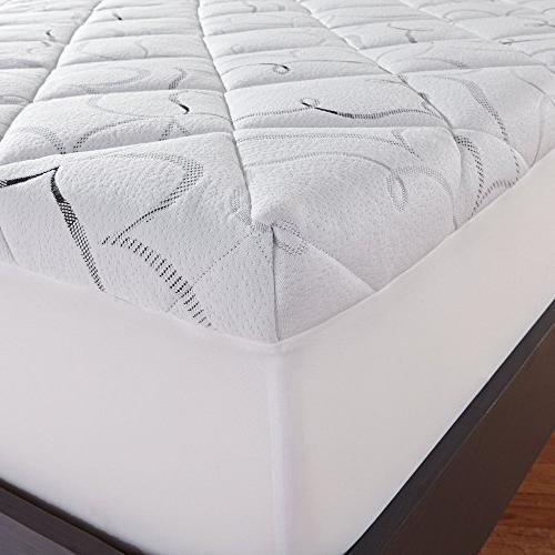 Sleep Top Foam and Fiber Mattress Made in a California King Size