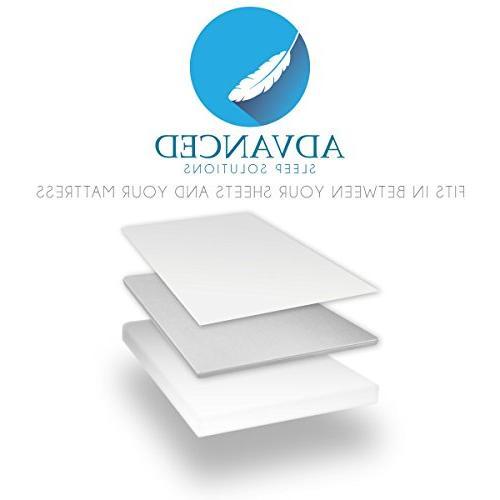 Advanced Foam Inch MediumSoft CertiPUR-US Approved USA