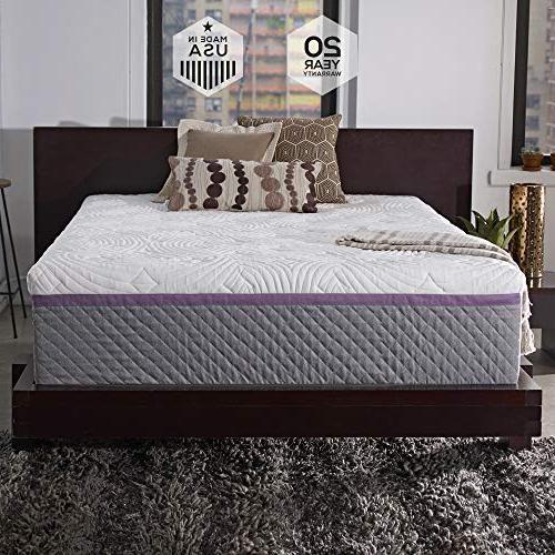 alden memory foam mattress