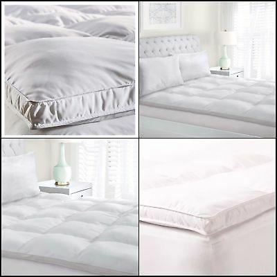 Grand Down All Season Alternative Mattress top Topper beddin