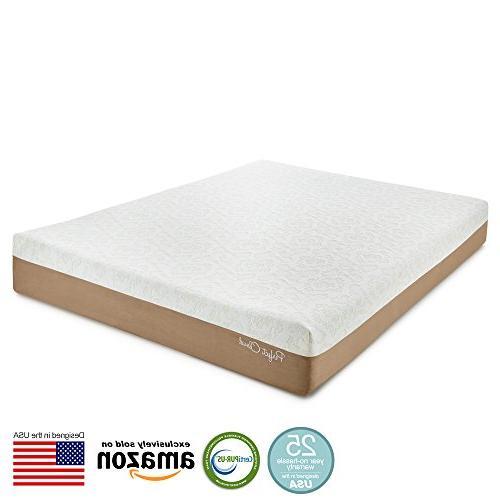 Perfect Memory Foam Mattress - - for Comfort