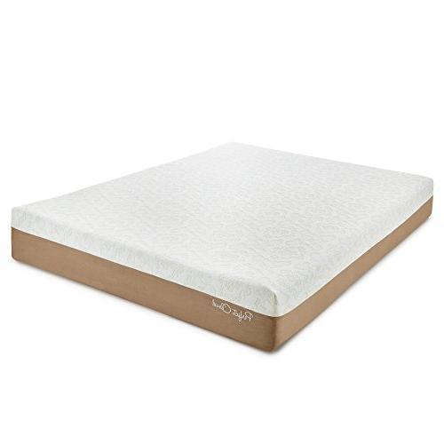 Perfect Cloud Atlas Foam Mattress 10-Inch - for a Great Sleep New Cool Foam Topper Comfort