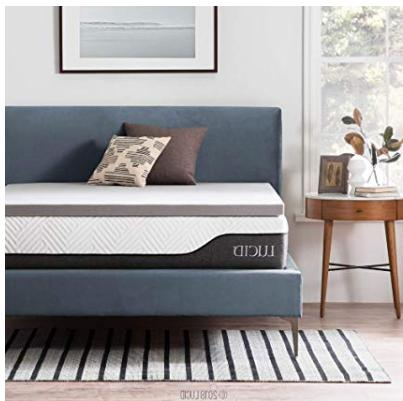 LUCID Foam Mattress 2/3/4 Options Available
