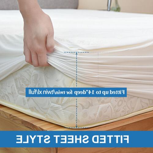 Bamboo Mattress Bed Full Queen