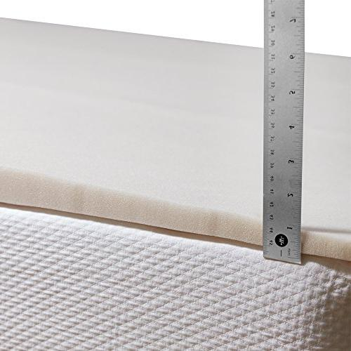 Mattress Elevator 5-Inch Descending to Wide Foam | Ring-of-Air Technology for Sleep,