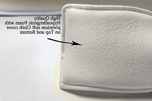 AmA Twin to Kit/Mattress Bed Bed Filler with Extra Wide 2'' Strap