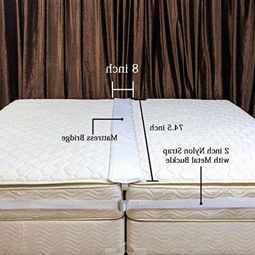 bed bridge twin king converter