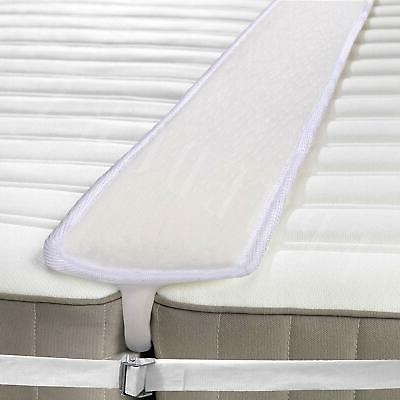 EPHEDORA Bed Bridge Twin to King Converter Kit - Mattress Ex