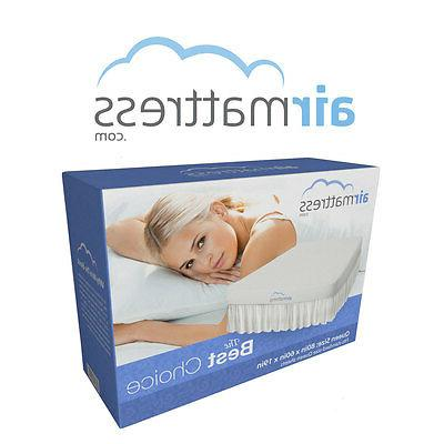 *BEST Mattress w/ Skirt Bed Pump