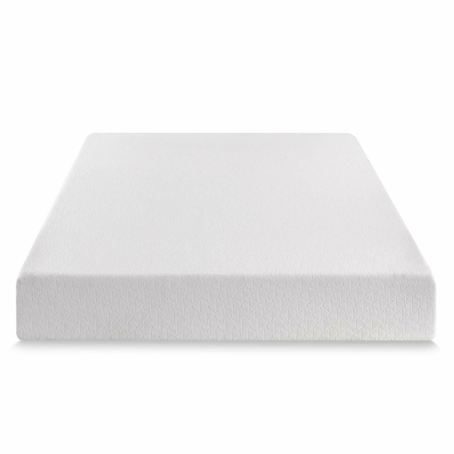 Best Price 10 Inch Memory Body Mattress Size Brand New