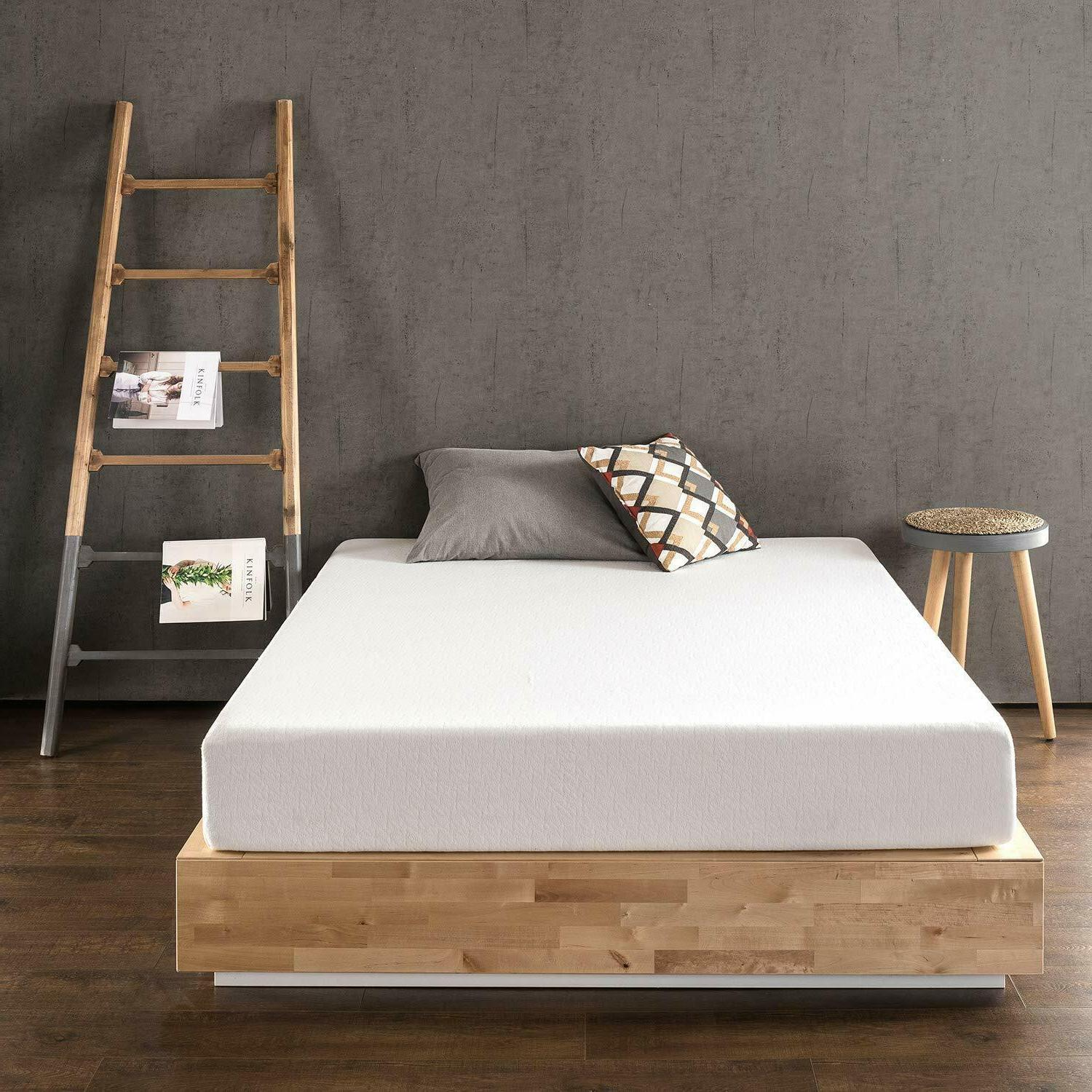Best Price 10 Inch Memory Foam Body Conforming Mattress King