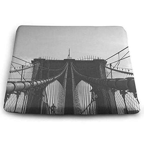 bridge memory foam seat cushion