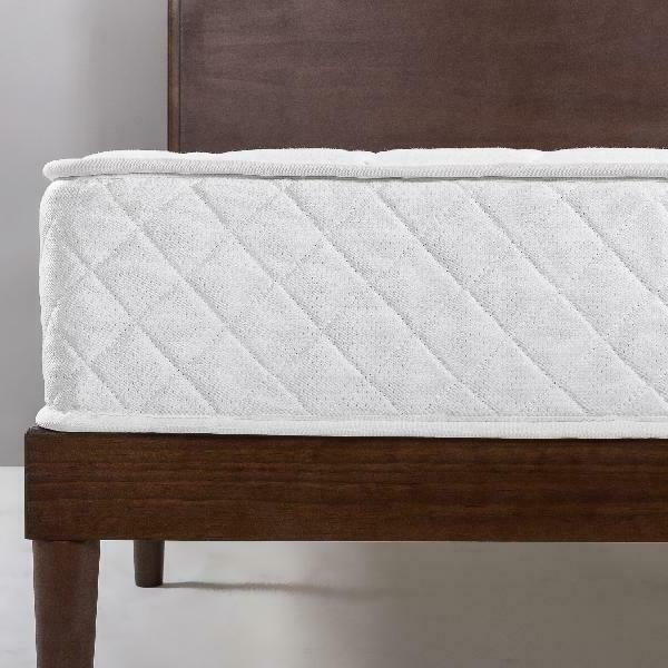Slumber 1 By Zinus 8 Quot Spring Mattress In A Box