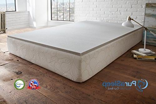 carbon comfort memory foam mattress