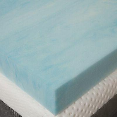 Slumber Solutions Comfort 3-inch Foam Mattress Topper