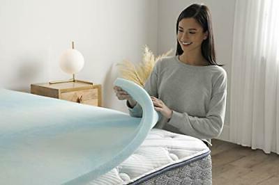 Comfort 1.5-in Memory Foam Mattress Queen