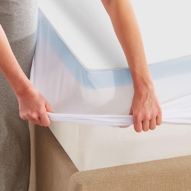 comforzen 3 gel memory foam mattress topper