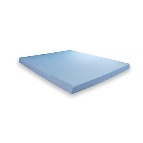 cool cloud gel memory foam