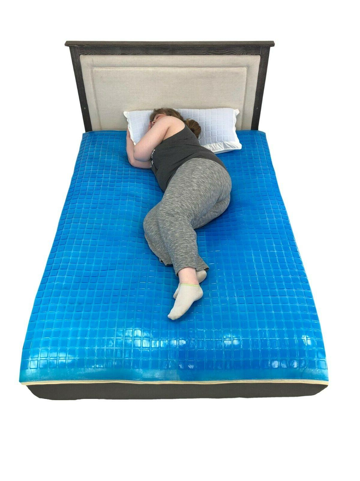 Cooling Mattress - Bed Mattress Pad to Stay
