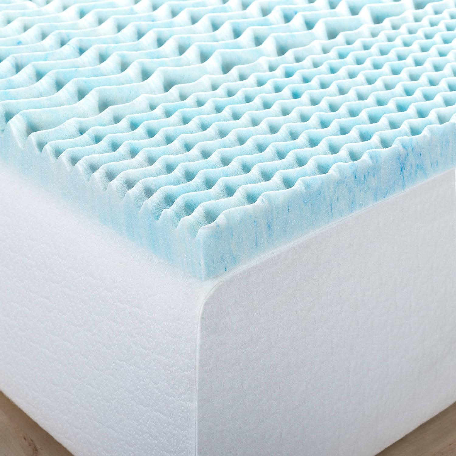 """Cooling Cushion Zoned Orthopedic Firm 1"""""""