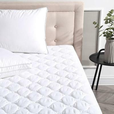 deluxe defend a bed quilted