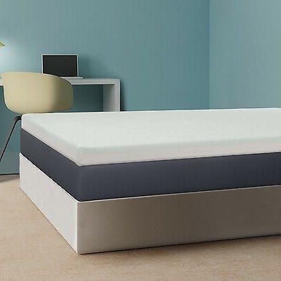 Short Queen Foam Mattress Bedding Topper