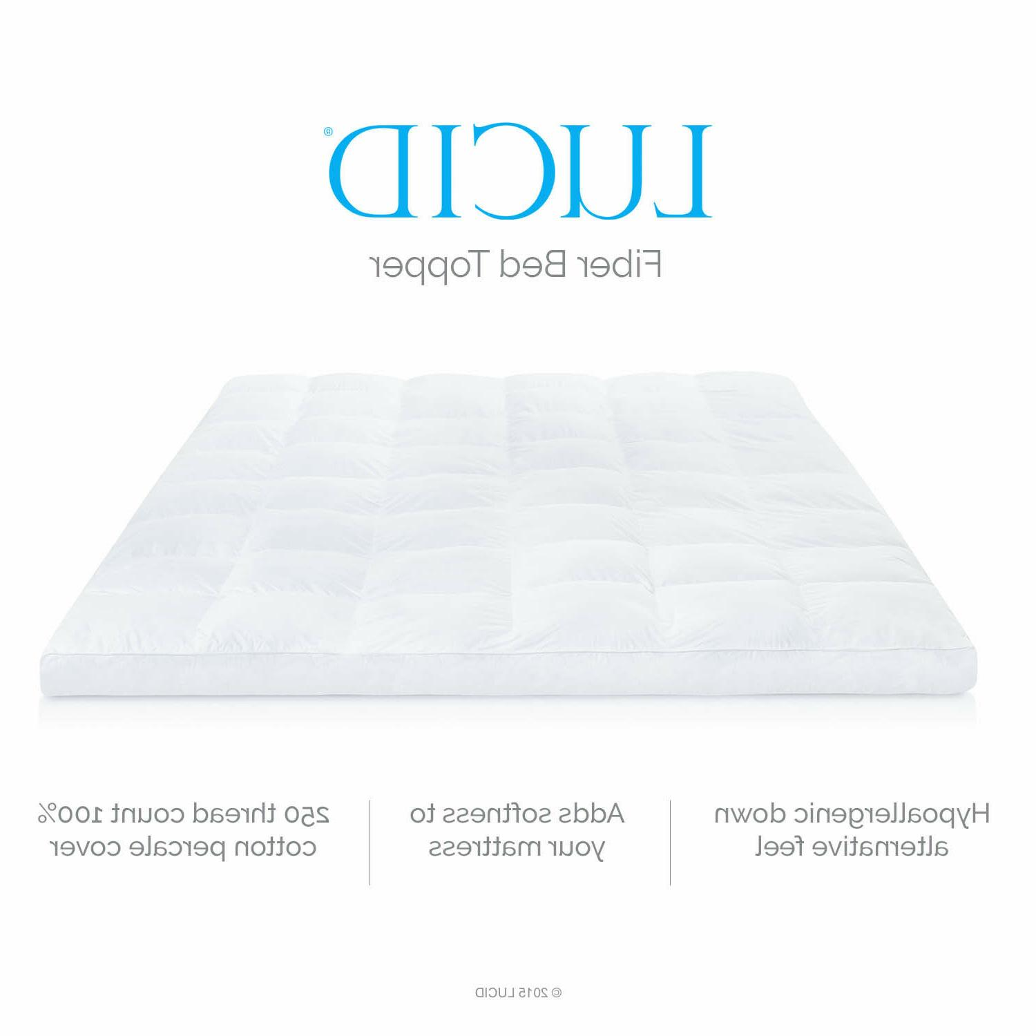 Lucid Down Bed Soft and Plush 3 WARRANTY