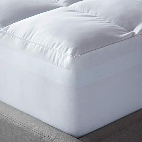 LUCID Inch Alternative Foam Mattress Three -