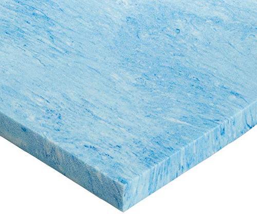 Sleep Foam 4-inch Mattress Topper, the USA a Size