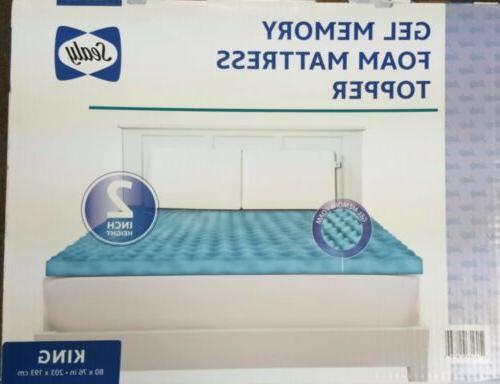 Sealy Essentials Memory Mattress Topper 5 Warranty,