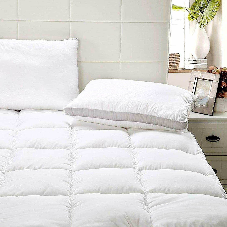Mattress Hollow Siliconized Fiber Bedding