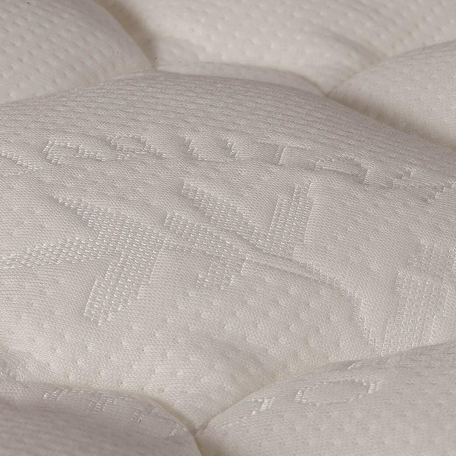 Extra Plush Mattress Pad Fitted Skirt Cooling Camper