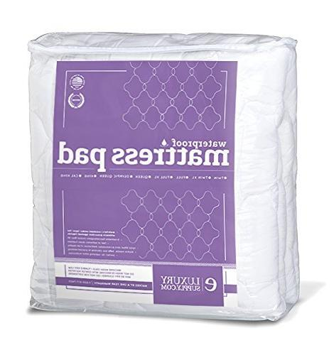 Extra Mattress with Hypoallergenic Resistant Pads - Made USA,