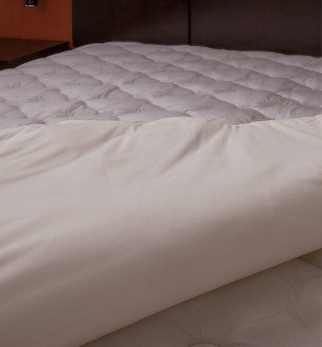 Extra Fitted Waterproof Mattress & with Fitted Hypoallergenic Resistant USA, California