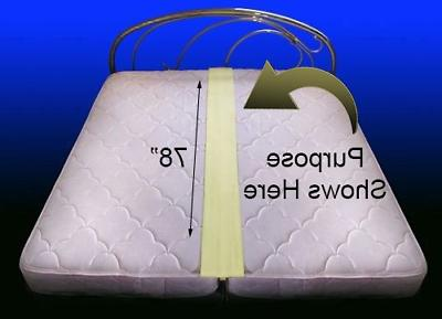 Foamily Bed Pad Twin Mattress a Size