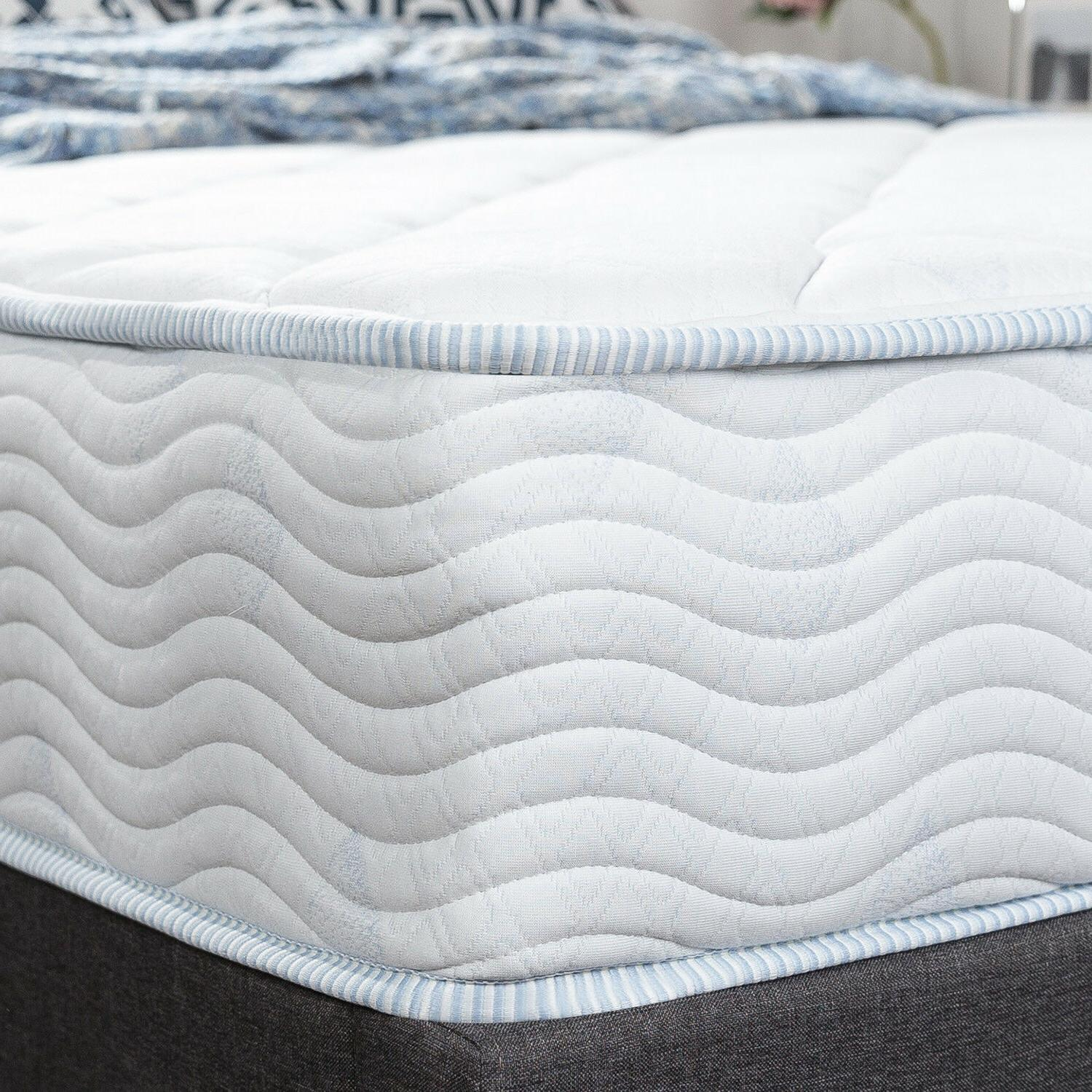 Full Size Bed Mattress Topper Cover Spring Memory Bedroom