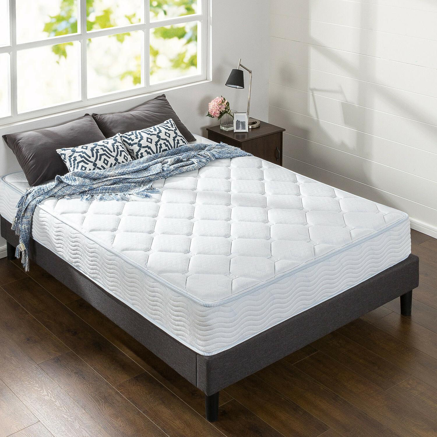 full size bed mattress topper cover spring