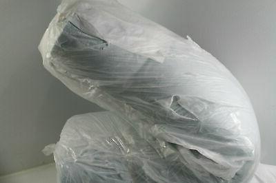 Revel G-TOP-08910-QN-WHT 3-Inch Cooling Gel Memory Foam Mattress Topper