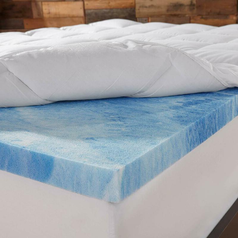 Sleep Innovations Foam 4-Inch Mattress Topper, The