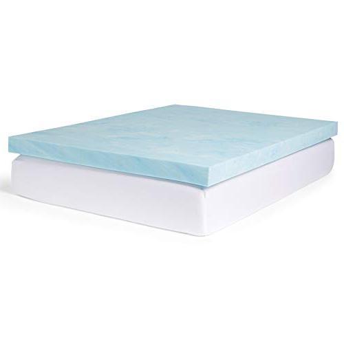 gel memory foam fiber mattress