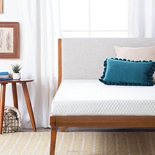linenspa gel memory foam mattress