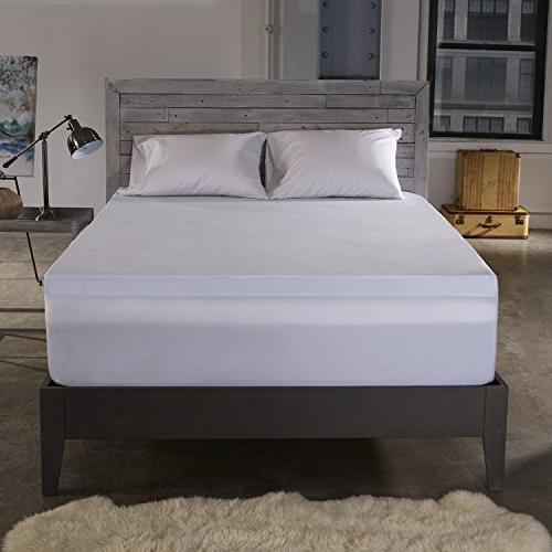 Sleep Gel Memory Foam with 100% Made USA with -