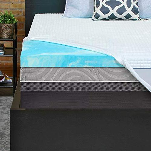 Sealy Memory Mattress Topper Washable Warranty, XL