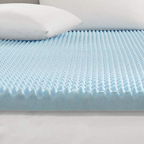 Sleep Flexapedic Memory Mattress Blue