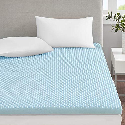 Sleep Philosophy Flexapedic Memory Foam Mattress Cooling Blue