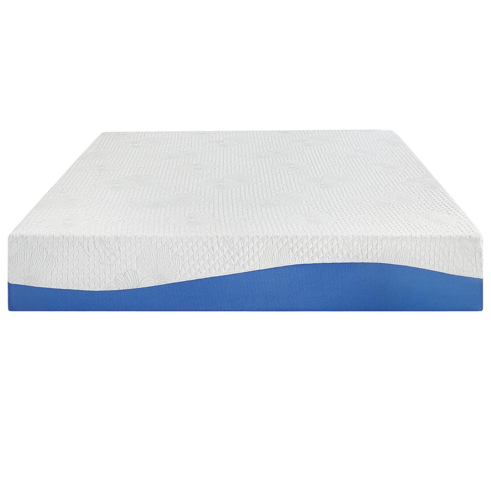 GranRest 10 Gel Foam Mattress-in-a-Box, Queen