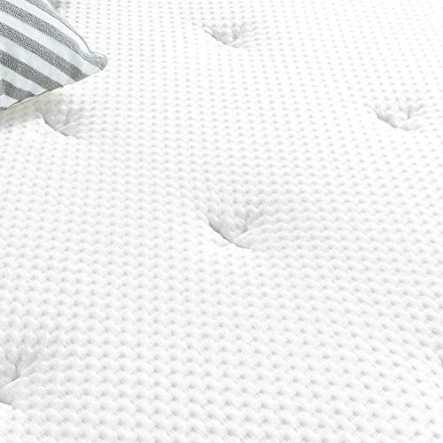 Zinus 2.5 Tea Foam 12 Inches and Under, Mattress Topper