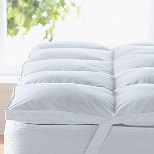 thick hypoallergenic down alternative bed