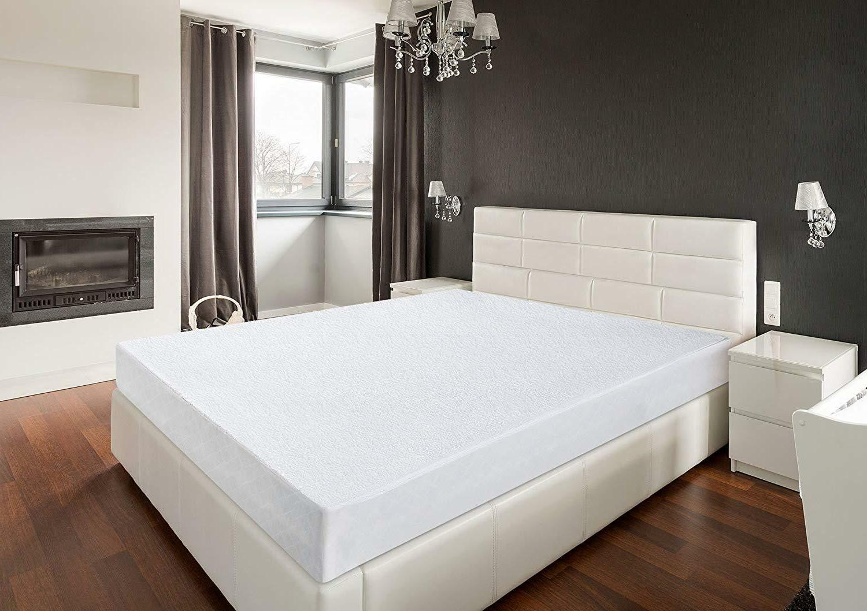 Hypoallergenic Mattress Protector Fitted Premium Bedding