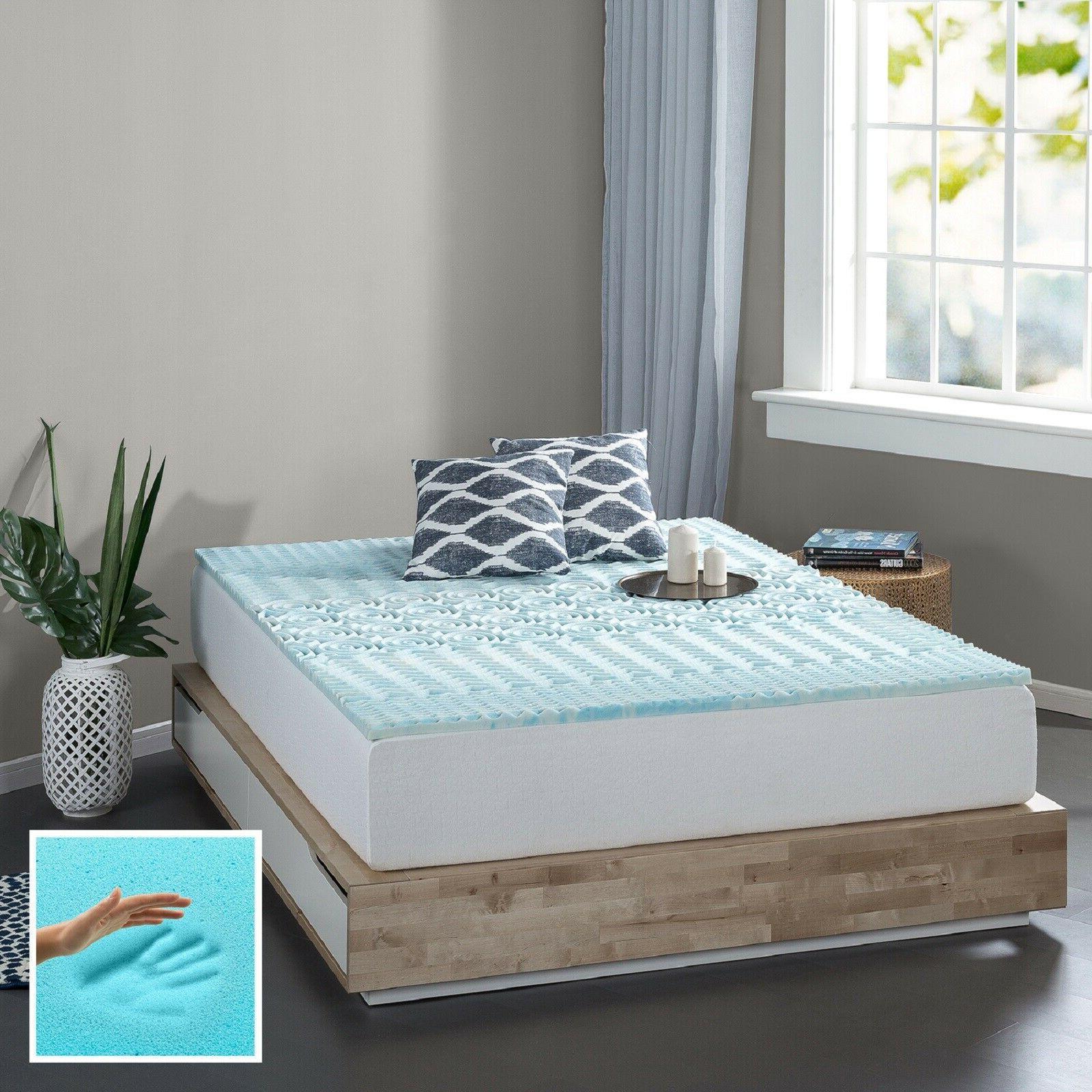 king memory foam mattress bed